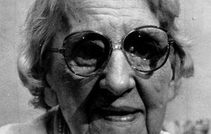 María Zambrano inédita y personal