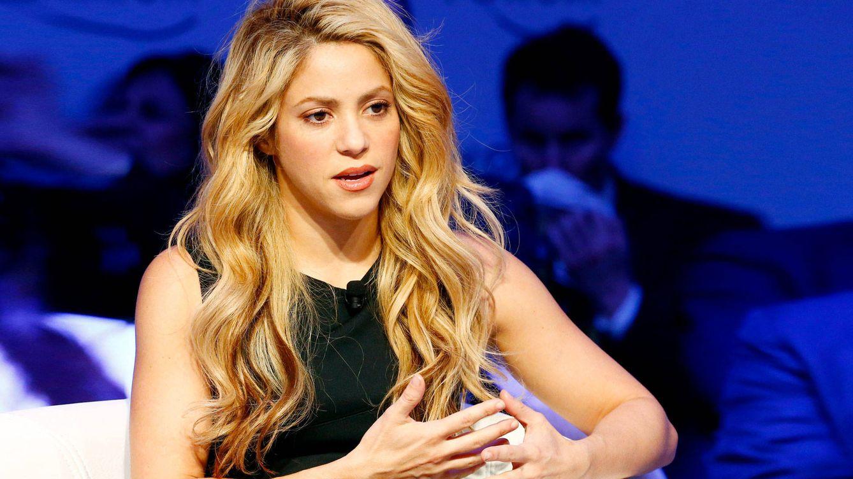 Shakira pide al Gobierno que los niños tengan los mismos derechos que los perros