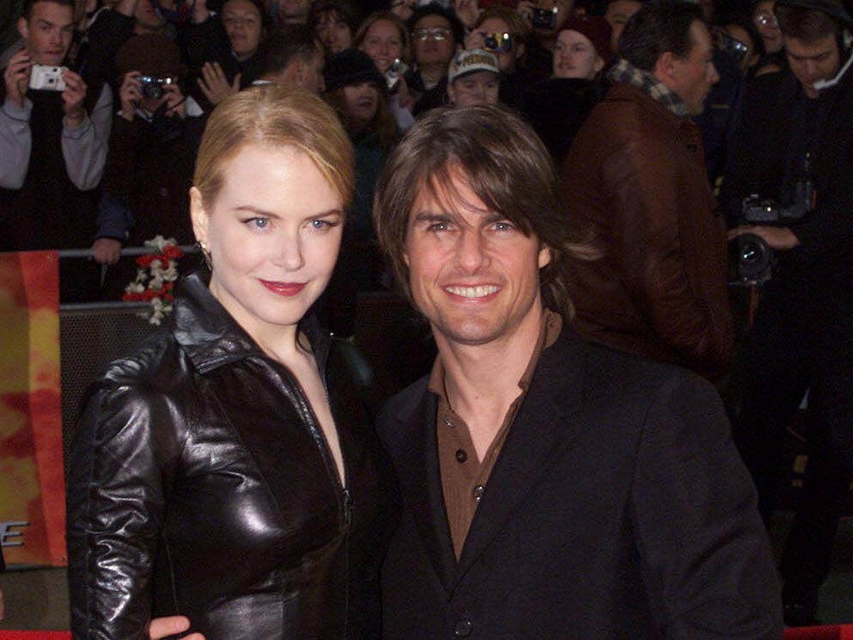 Foto: Nicole Kidman y Tom Cruise, en una imagen de archivo. (Getty)