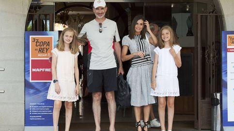 Las abarcas del rey Felipe y su familia que copian todos los influencers