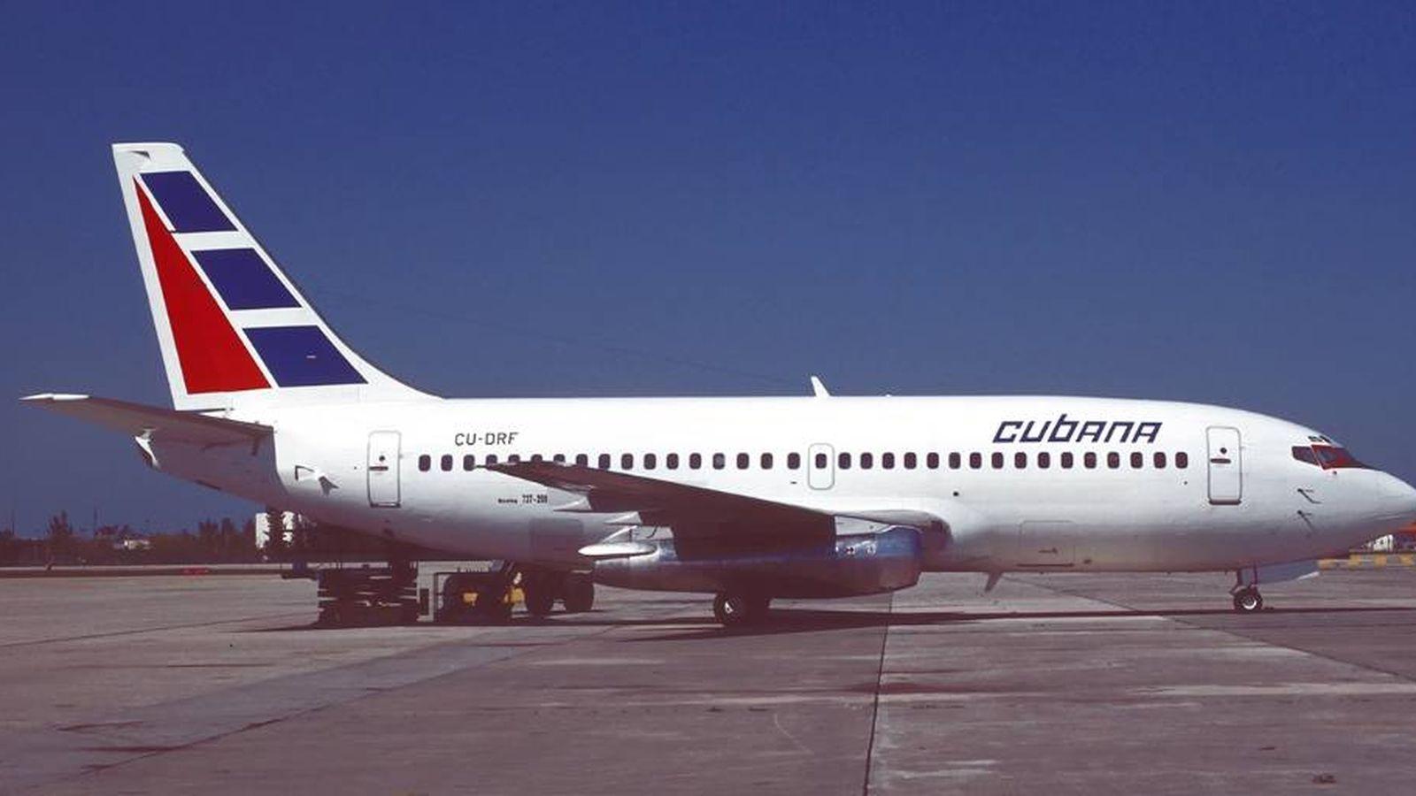 Resultado de imagen para Boeing 737 Cubana