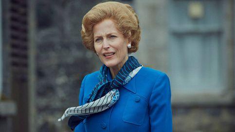 Terremoto en el show business británico: Gillian Anderson se separa del creador de 'The Crown'