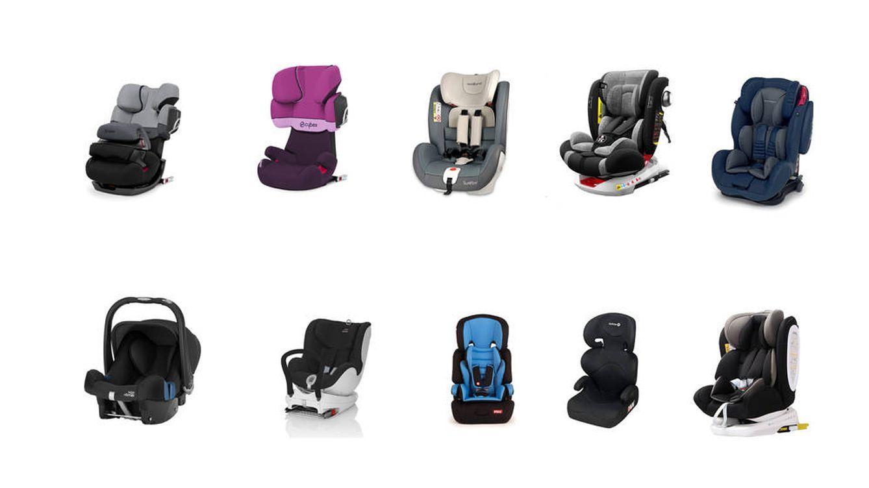 Sillas de coche para niños: la seguridad es lo más importante en la carretera