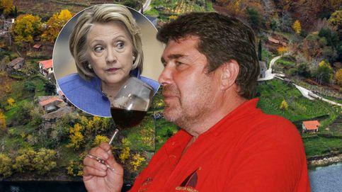 César Enríquez, el vendimiador gallego que dijo no a Hillary Clinton