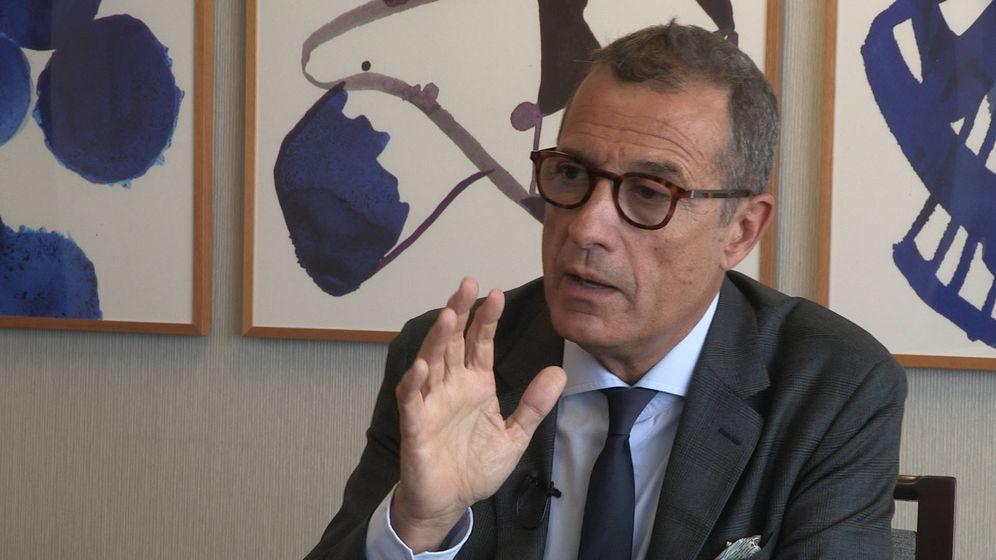 Foto: António Mexia, presidente de EDP.