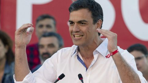 Sánchez se compromete en Murcia a que los corruptos devuelvan lo robado