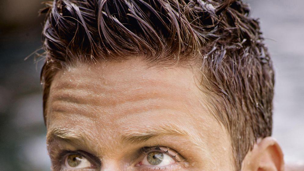 Foto: El nadador olímpico Luca Dotto es imagen de Biotherm Homme (Cortesía)