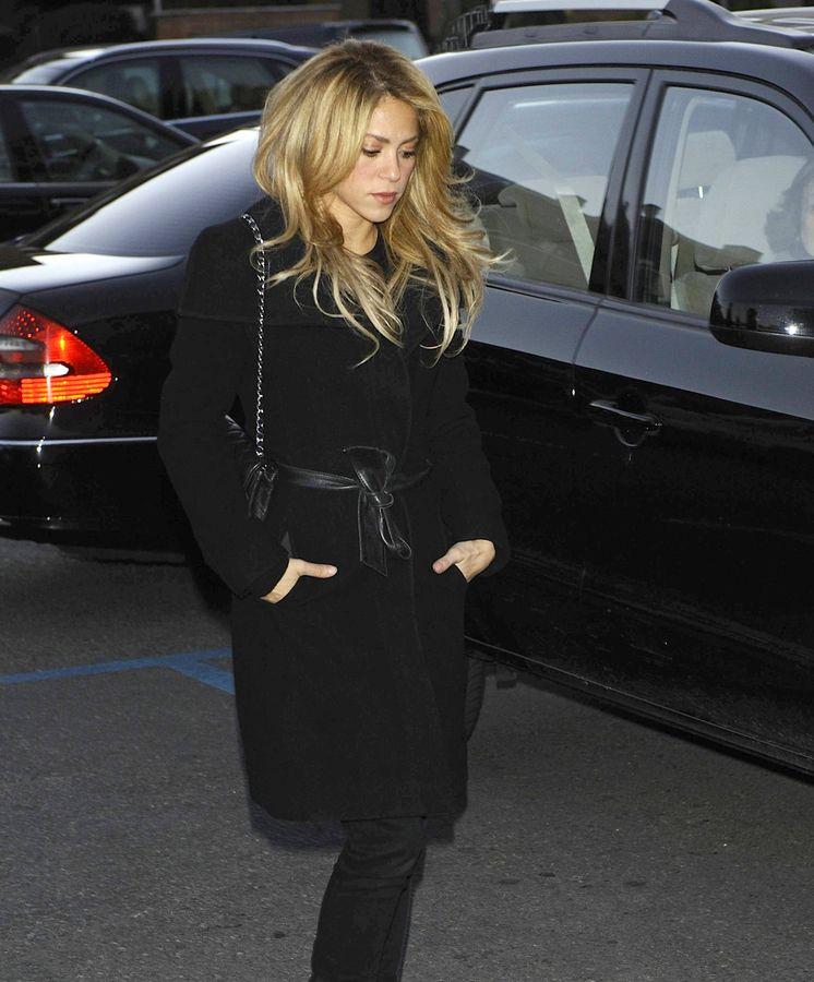 Foto: Shakira en una imagen de archivo. (Gtres)