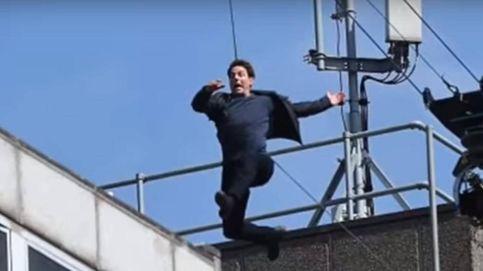 Tom Cruise, herido durante escena acrobática de 'Misión Imposible 6'
