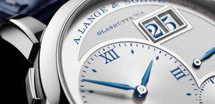 Post de Lange & Söhne: aniversario, pieza a pieza