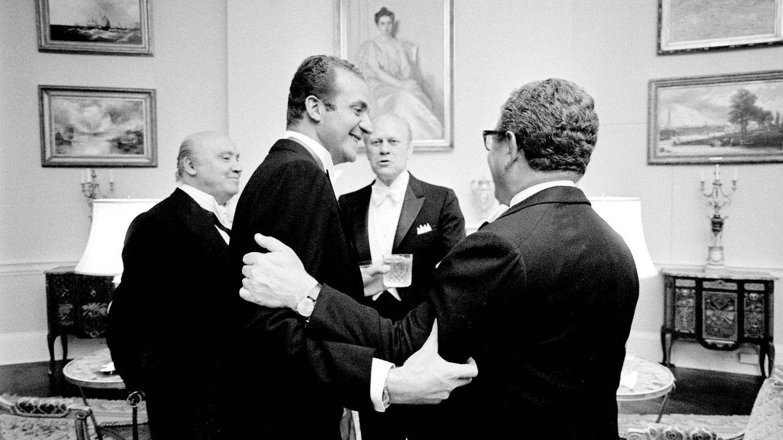 Foto: Juan Carlos I, en una imagen de archivo. (Alamy)