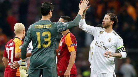 Cómo se parte la cara Sergio Ramos por Zidane y el gabinete de crisis en el vestuario