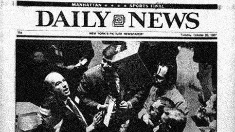 30 años del 'Black Monday': ¿suenan campanas de un nuevo 'crash' bursátil?