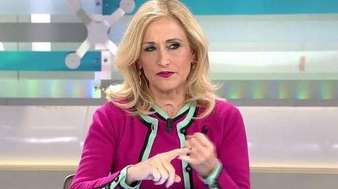 Cifuentes, disgustada, 'toma partido' en el drama de Alfonso Merlos y Marta López
