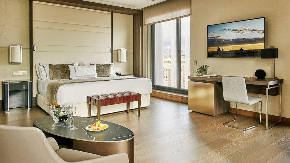 Foto: La habitación de hotel más cara de Madrid.
