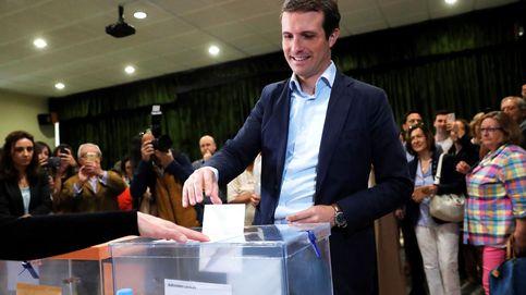 Elecciones municipales 2019: Pablo Casado acude a votar y pide optar por la política sensata frente a extremismos