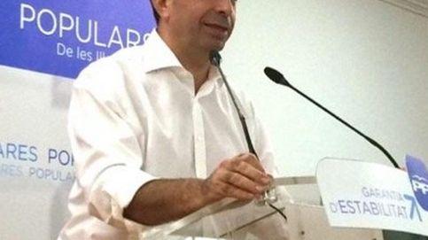 Miquel Vidal sustituye a Bauzá como presidente interino del PP de Baleares