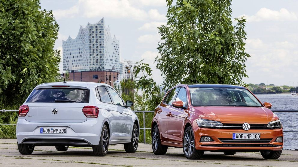 Al volante del nuevo Volkswagen Polo, la seguridad de serie