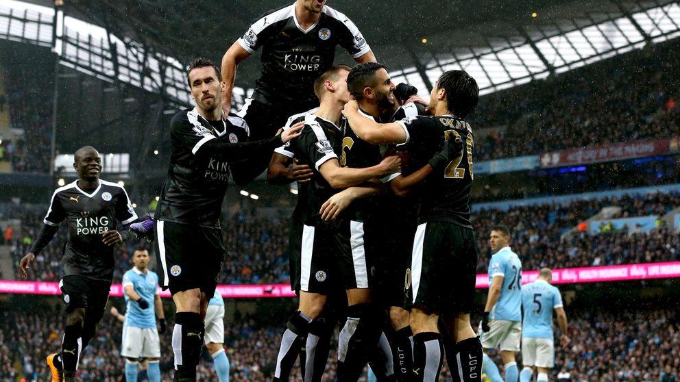El milagro del Leicester da esperanza al fútbol de los humildes de Inglaterra