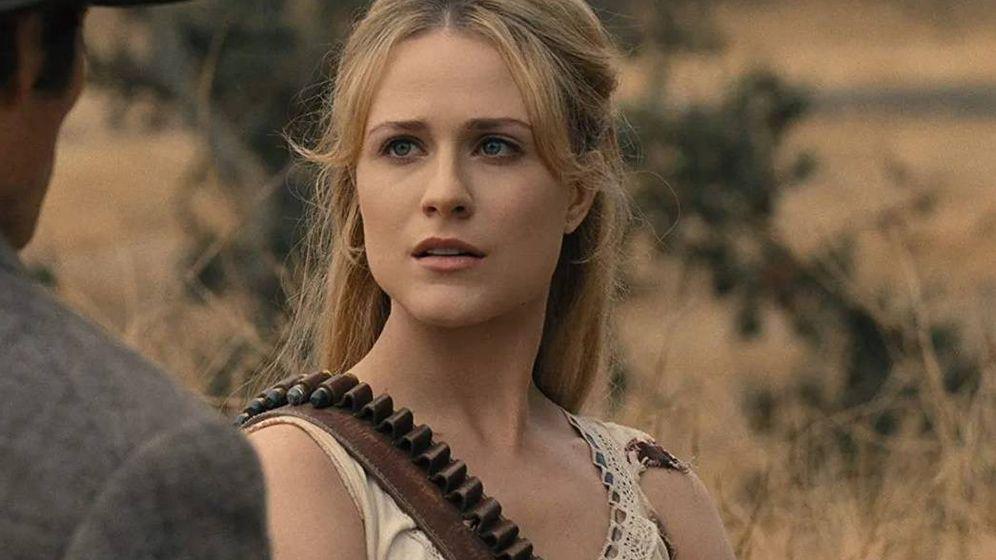 Foto: Evan Rachel Wood, en 'Westworld'. (HBO).