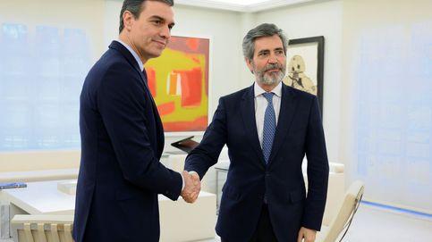 Malestar del Gobierno con Lesmes y los vocales progresistas del CGPJ