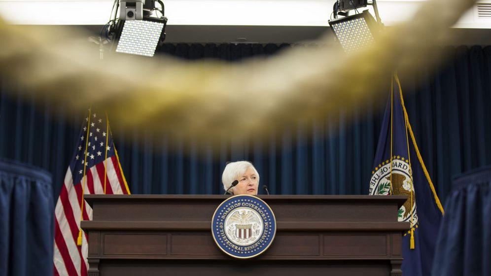 Foto: La reserva federal se acerca poco a poco a la subida de tipos en diciembre