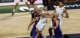 Post de El Real Madrid golpea primero y se lleva la Supercopa ante el Barcelona (72-67)