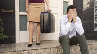 Compré casa de soltero y voy a tener un hijo, si me divorcio, ¿podría perder mi piso?