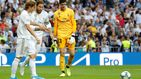 Los vómitos de Thibaut Courtois: así vive sus horas más bajas en el Real Madrid
