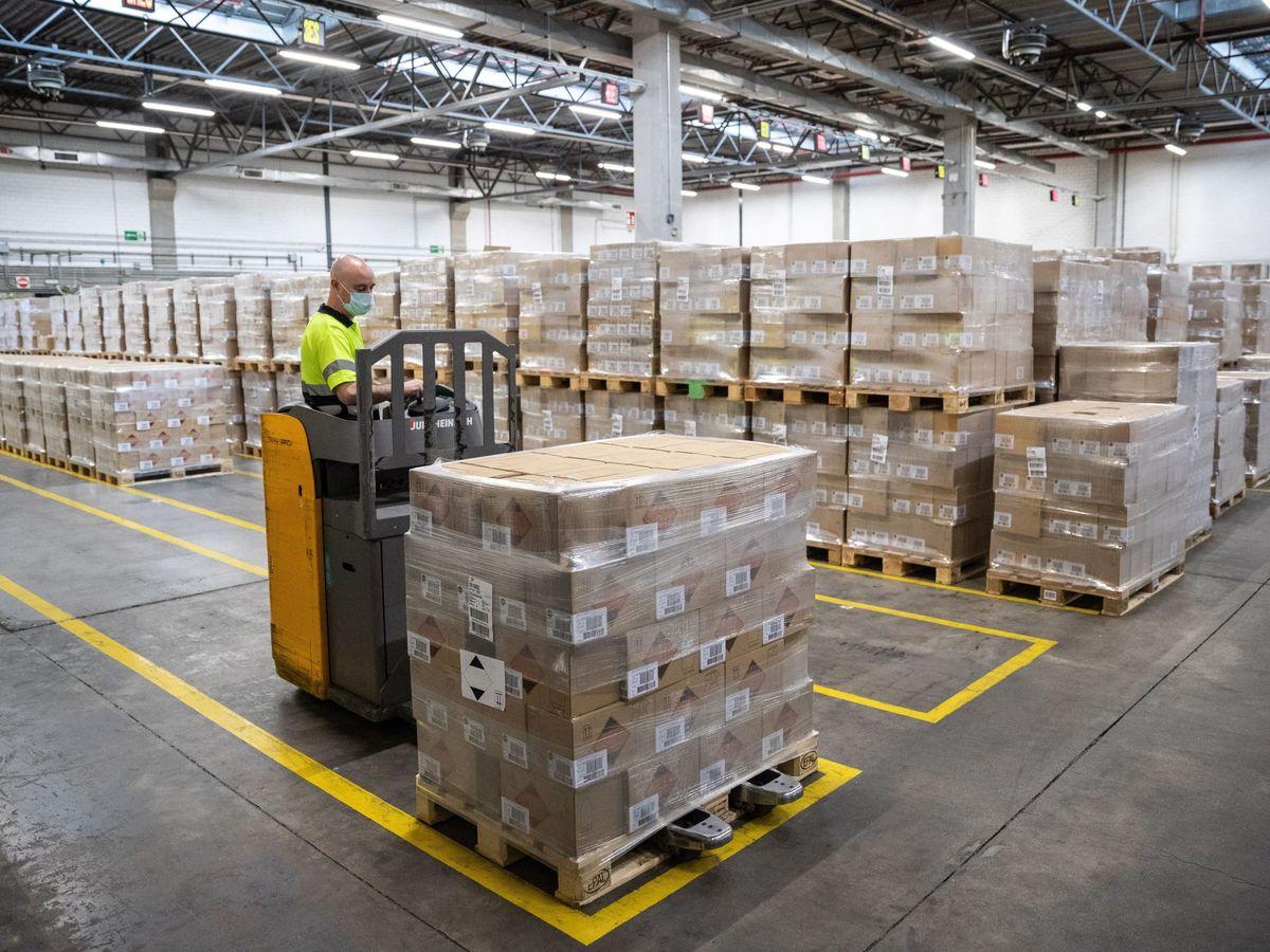 Foto: DeA Capital quiere invertir 150 M en activos logísticos en España.