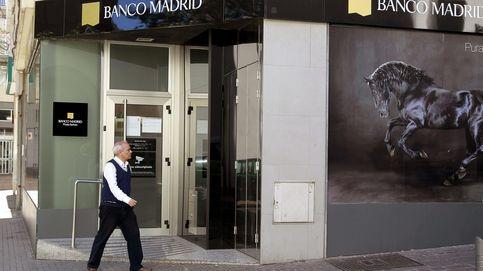 El administrador de Banco Madrid transfiere 300 millones para los fondos