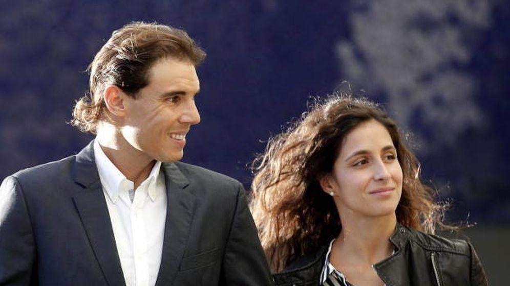 Foto:  Rafa Nadal y Xisca Perelló, en una imagen de archivo. (EFE)