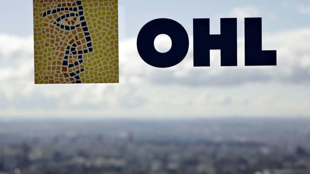 Foto: Logotipo de OHL (Reuters)
