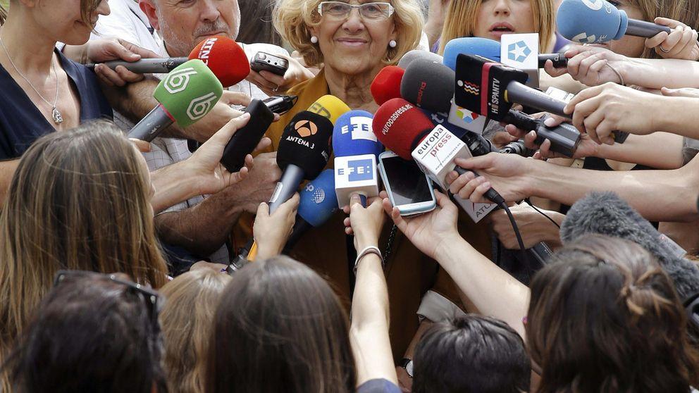 'The Guardian' analiza el 'efecto Manuela Carmena'