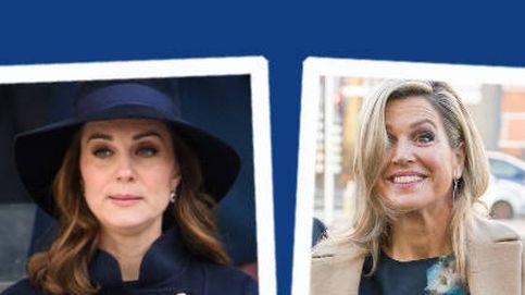 Estilo Real: del clasicismo de Kate a las plumas de Máxima de Holanda