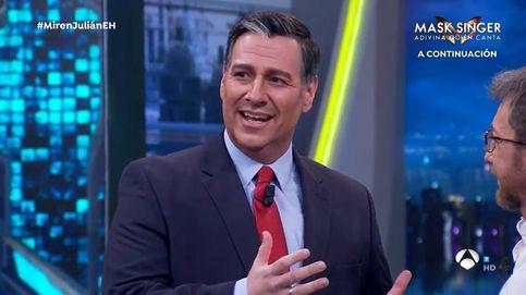 ¡Te indulto!: la aplaudida imitación de  Latre a Pedro Sánchez en 'El hormiguero'