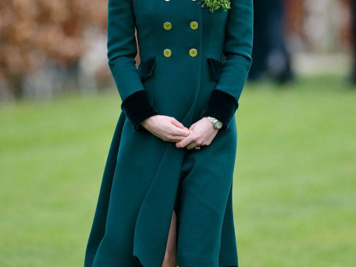 Foto: Kate Middleton en el año 2017. (Getty Images)