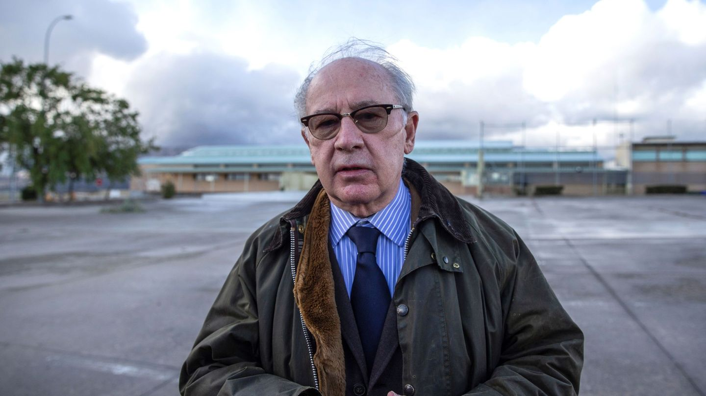 El ex director gerente del FMI Rodrigo Rato abandona este viernes la prisión. (EFE)
