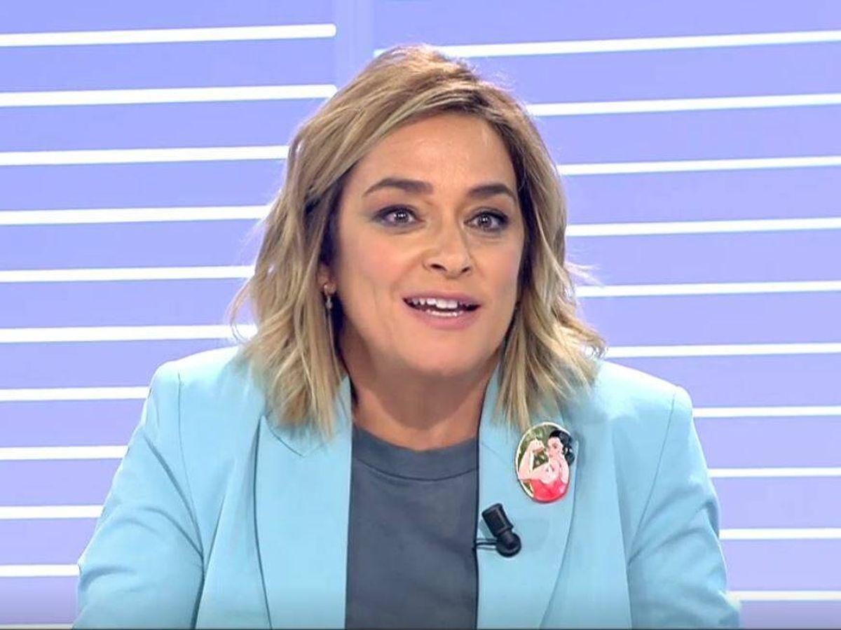 Foto: Toñi Moreno. (Mediaset España)
