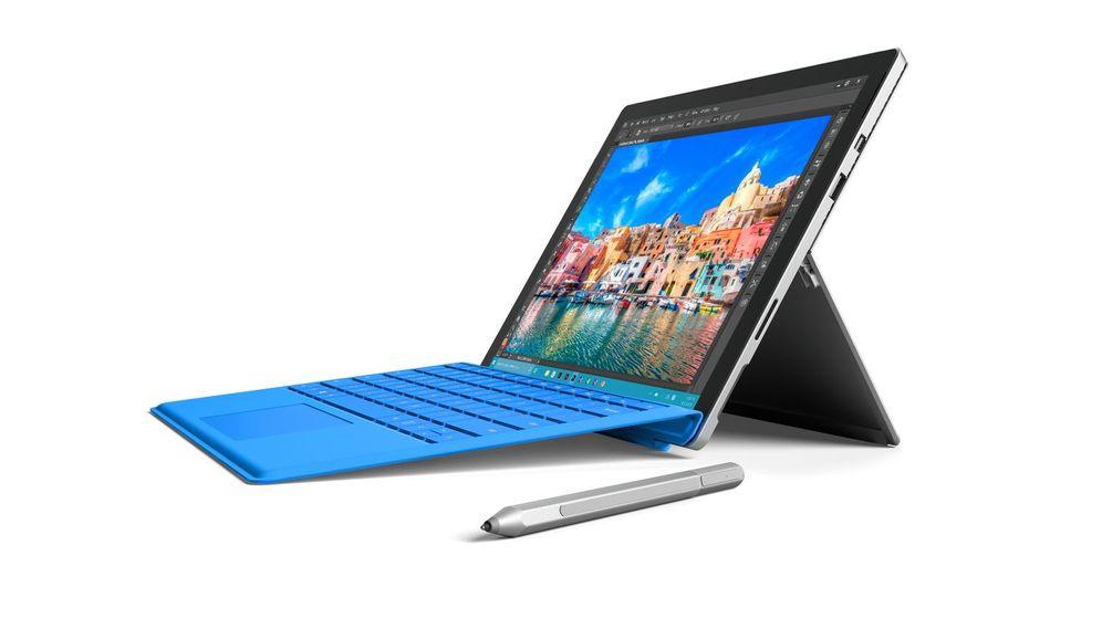 Foto: Microsoft Surface Pro 4 (Foto: Microsoft)