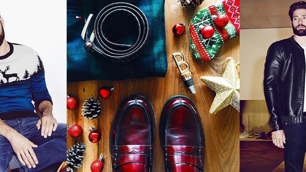 ¿En familia o con amigos? Tres looks para salir airoso de las cenas navideñas
