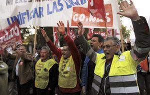 Las 'mareas' recorren España para defender los servicios públicos