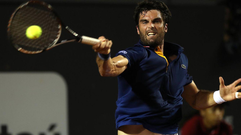 El renacer de Andújar: gana 1.670 puestos en la ATP para no olvidar que es tenista