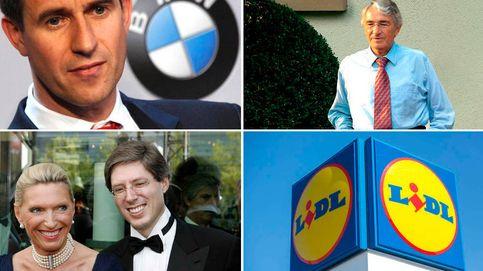 Quandt, Schaeffler, Schwarz, Albrecht... los discretos multimillonarios alemanes