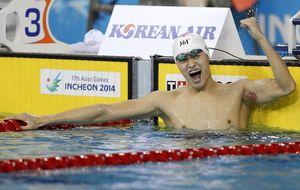 Sun Yang, campeón olímpico en Londres 2012, positivo por dopaje