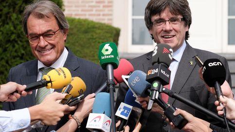 Artur Mas pacta refundar JxCAT en otoño y dar la presidencia del partido a Puigdemont