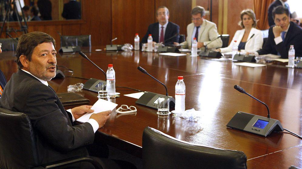 Foto: El ex director general de Trabajo de la Junta de Andalucía Francisco Javier Guerrero. (EFE)