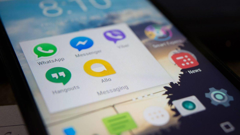 Desde el teclado de las 'apps' de mensajería de Android) se puede acceder con facilidad a las opciones de autocorrección y texto predictivo. (Imagen: Pexels)