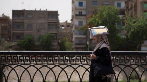 Ola de calor en Egipto durante el Ramadán