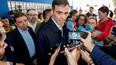 Sánchez pide responsabilidad y un gobierno en plenas facultades